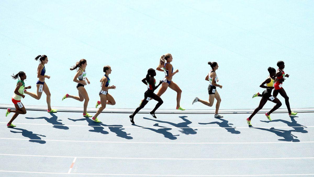 moen running