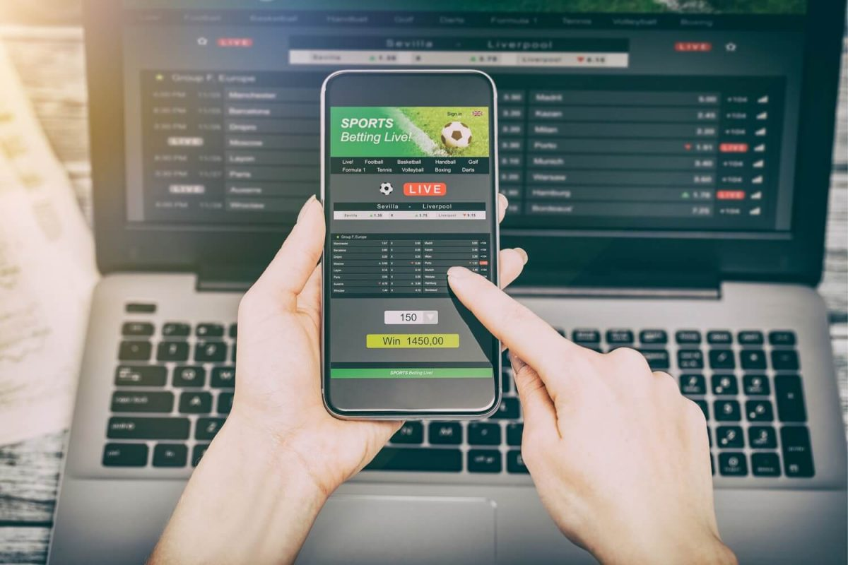 bettting online from your phone