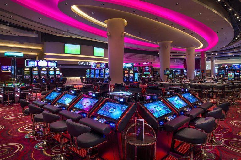 Gambling activity in Australia